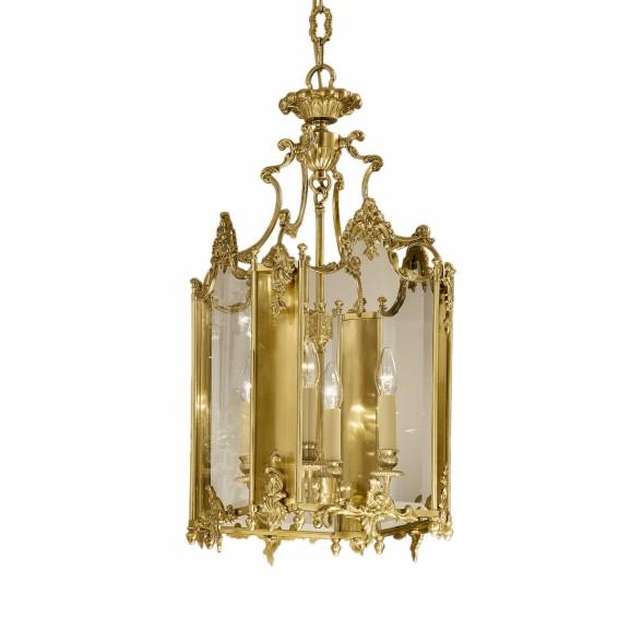 Светильник подвесной из коллекции English style, Arizzi (Италия)