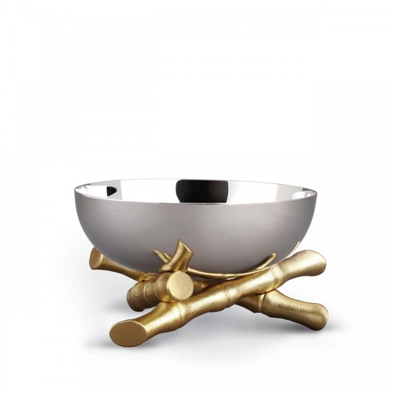 Блюдо Bambou Bowl - Medium, L`objet (Франция)