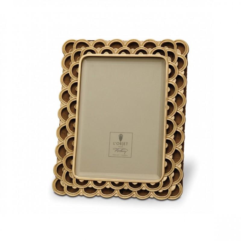 Рамка для фотографии Fortuny Papiro small, L`objet (Франция)