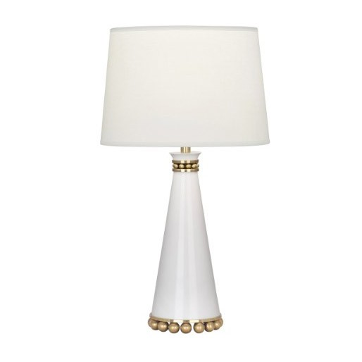 Настольная лампа из коллекции Pearl, Robert Abbey  (Америка)