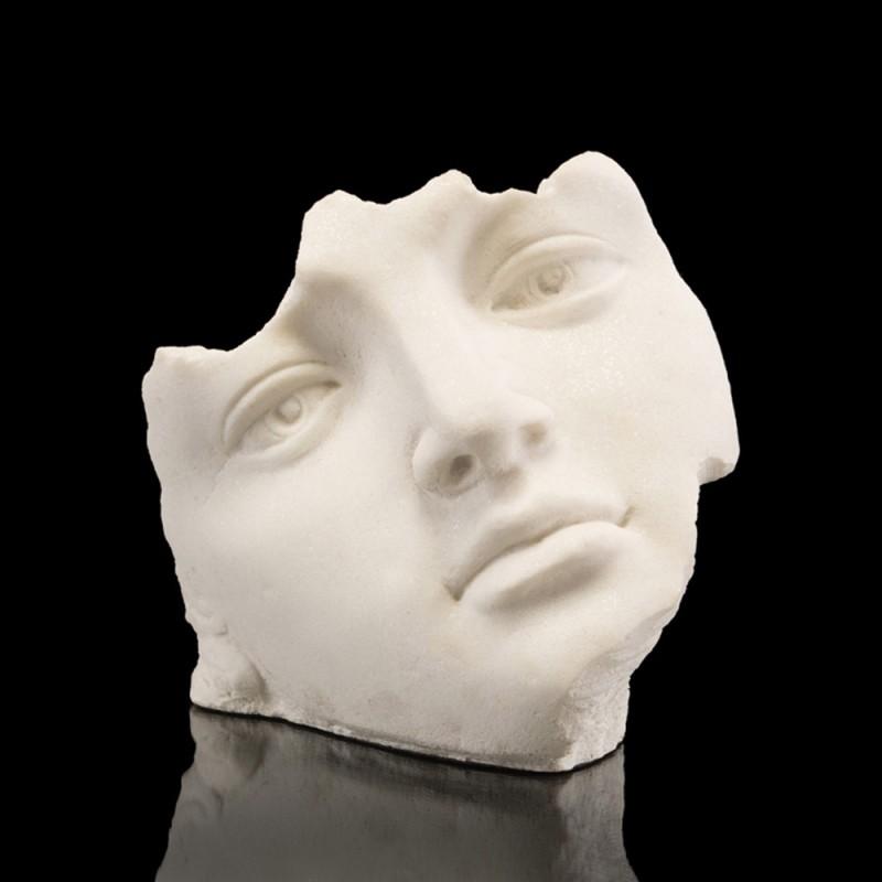 Скульптура Facial Fragment, John Richard (Америка)