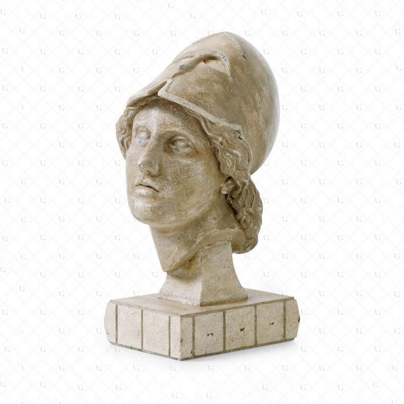 Скульптура Athena's head, Roberto Giovannini (Италия)