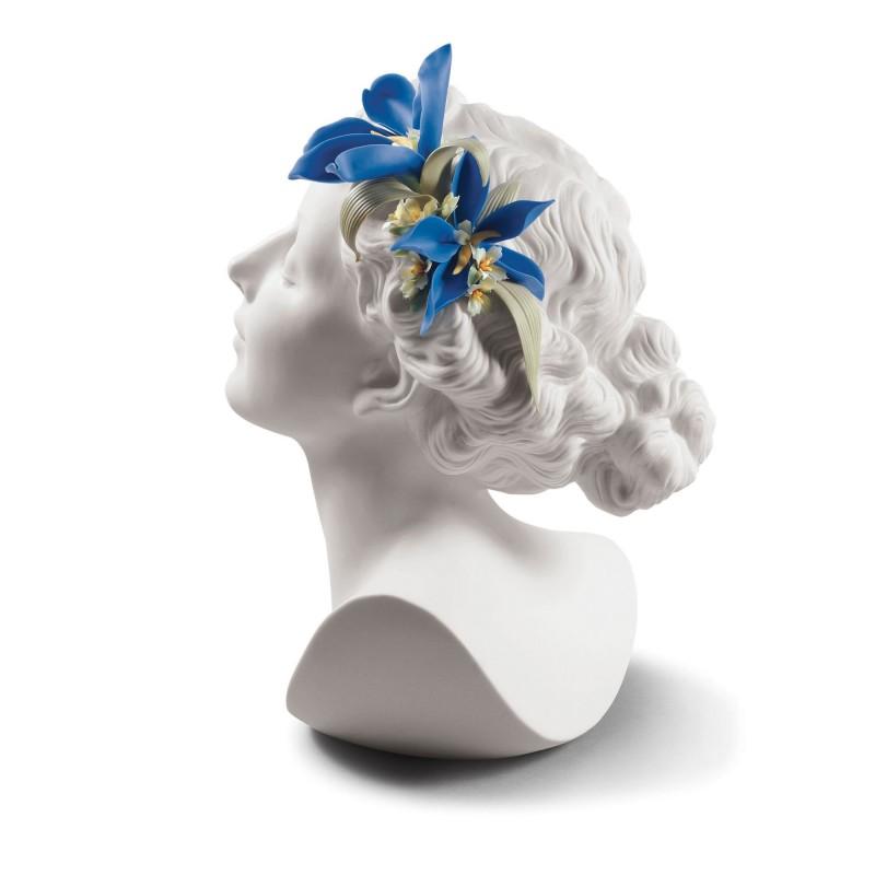 Статуэтка Daisy with Flowers, Lladro (Испания)