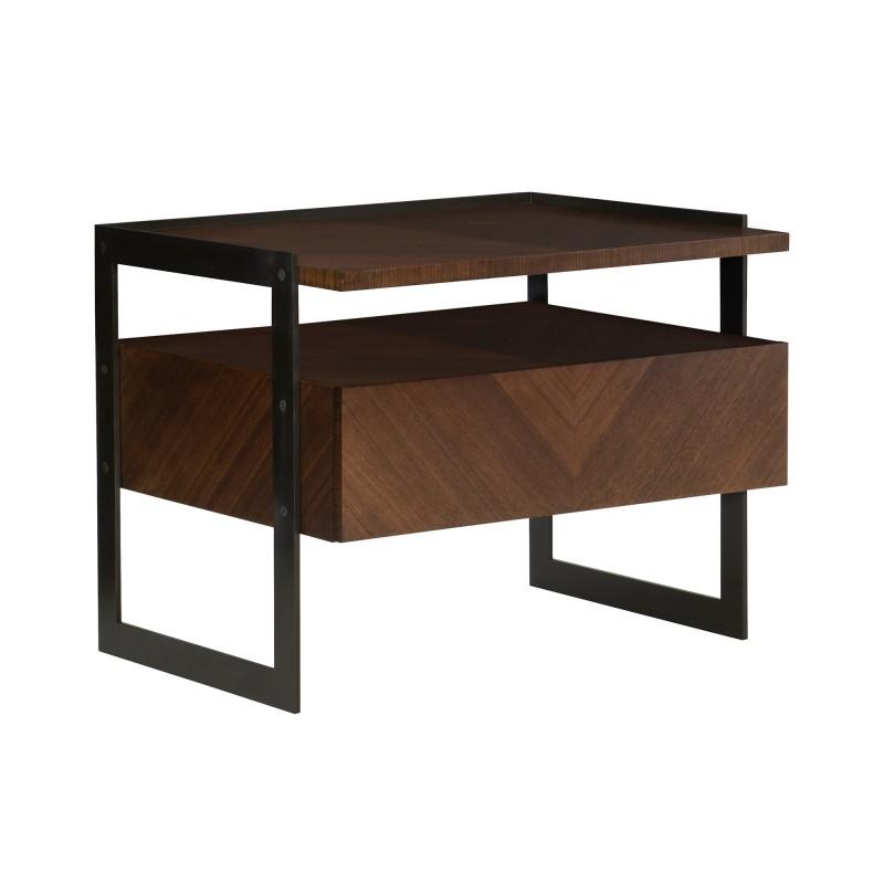 Тумбочка Barstock из коллекции Ray Booth™, Hickory Chair (Америка)