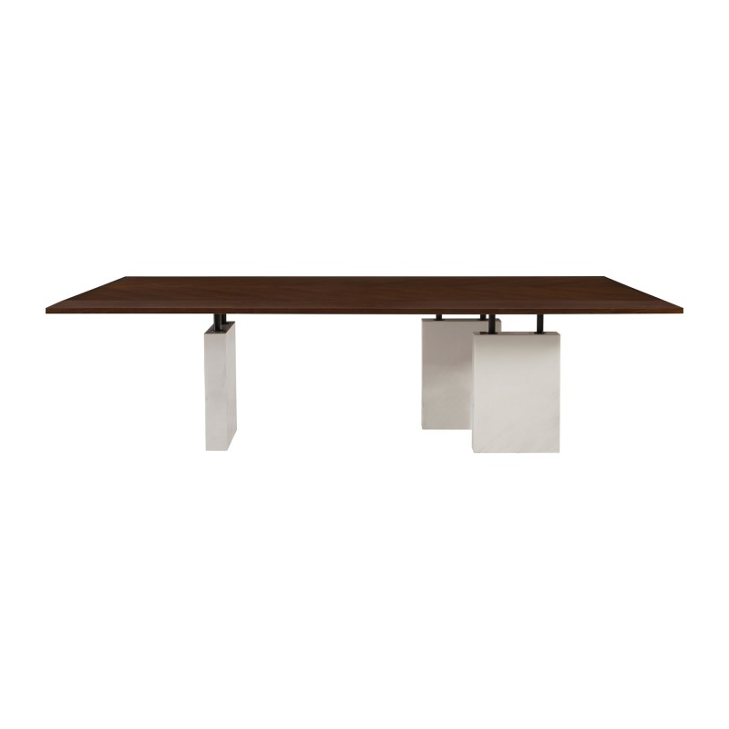 Стол обеденный Block из коллекции Ray Booth™, Hickory Chair (Америка)