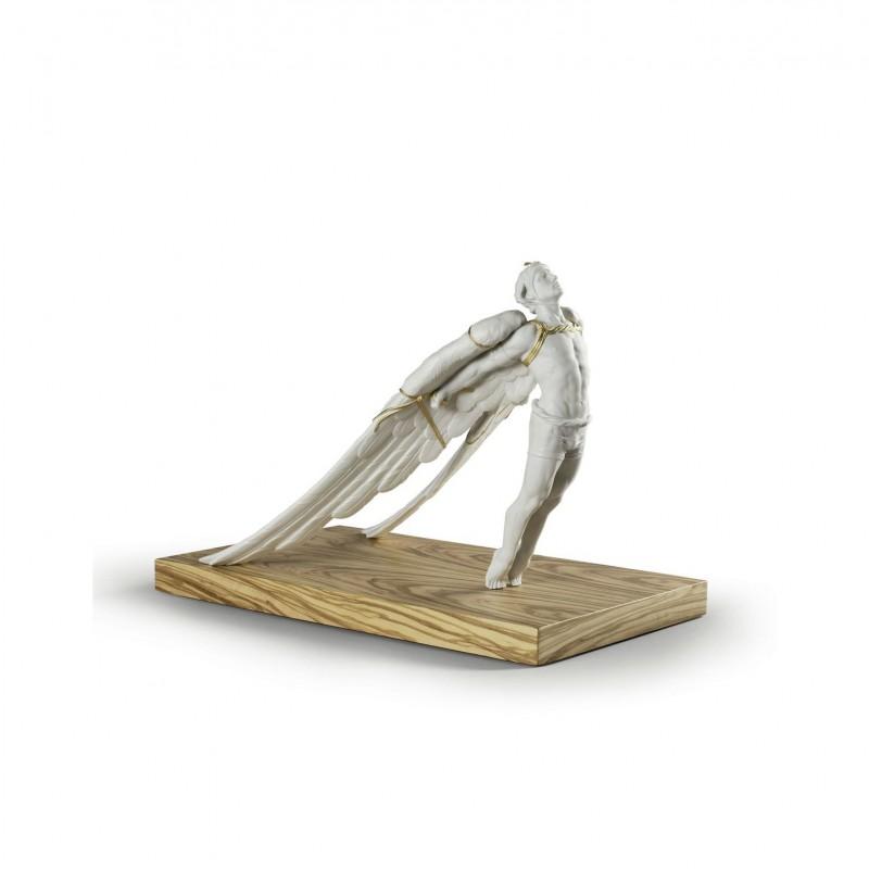 Статуэтка Icarus, Lladro (Испания)