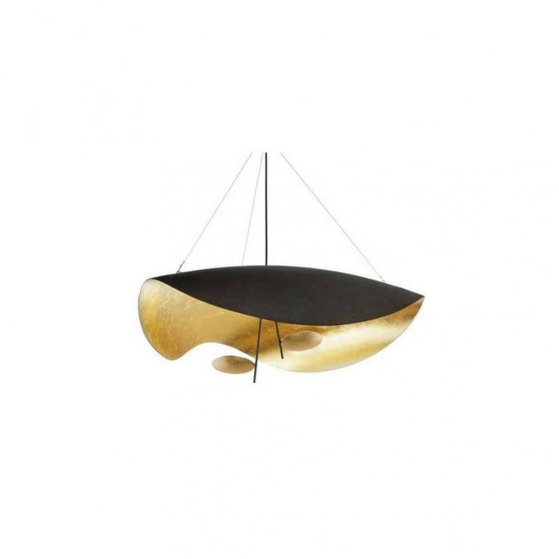 Подвесной светильник Lederam Manta S2, Catellani&Smith (Италия)