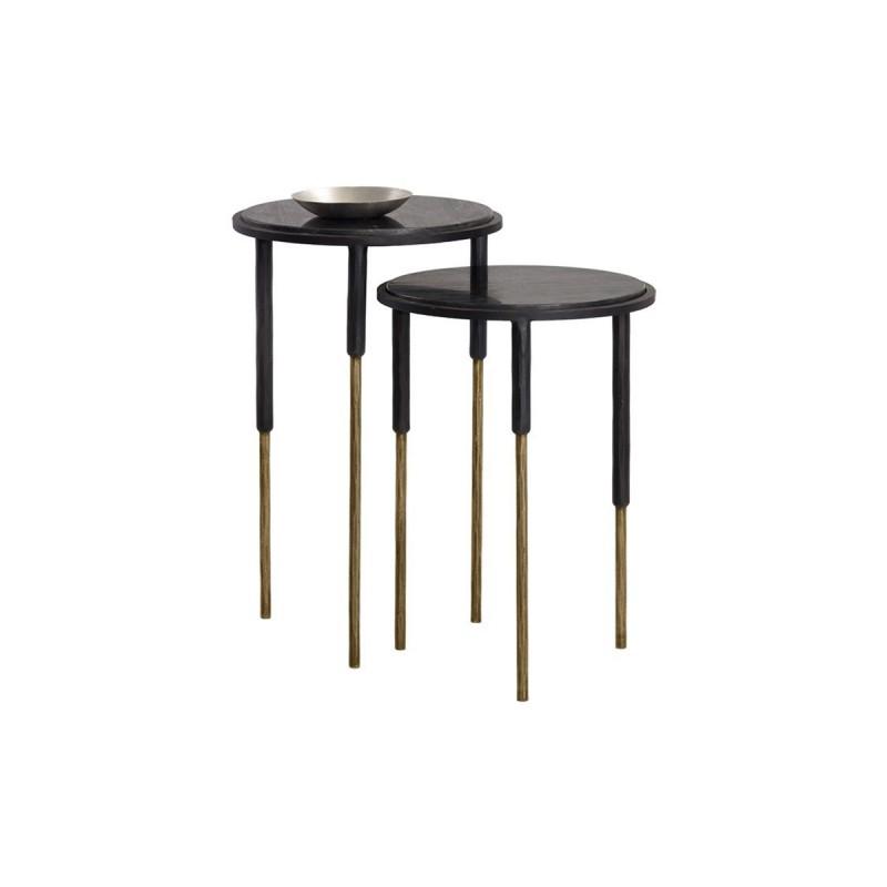 Столики Kyrie Nesting (2 шт. в комплекте), Sunpan (Америка)