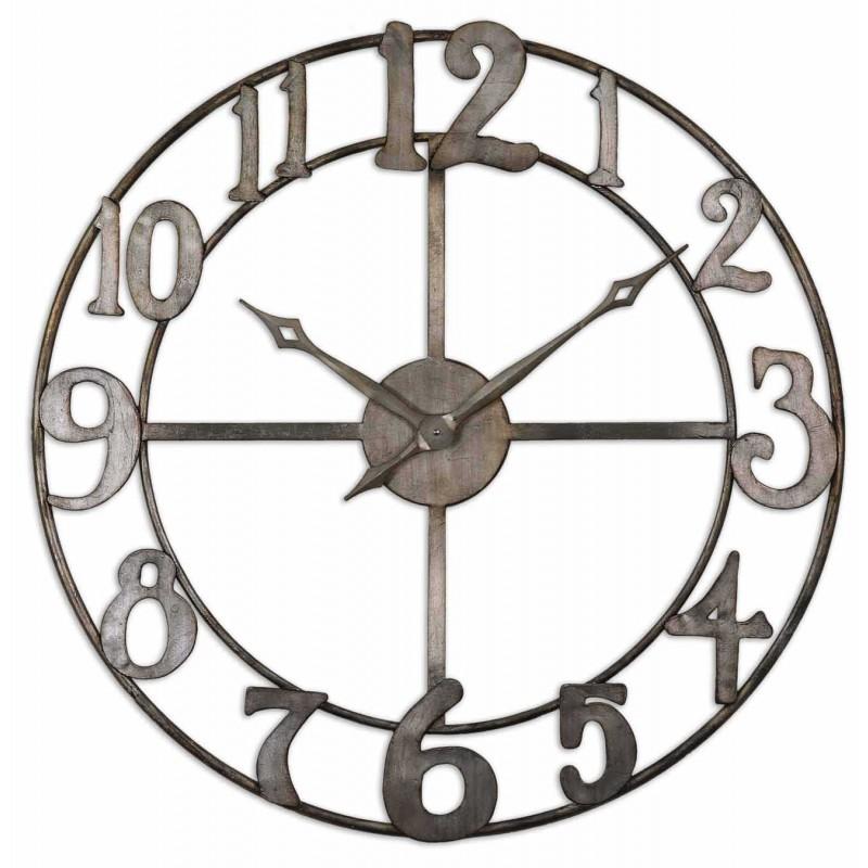 Часы настенные Delevan, Uttermost (Америка)