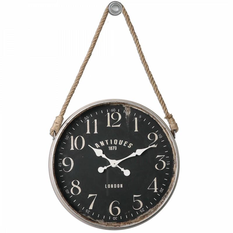 Часы настенные Bartram, Uttermost (Америка)