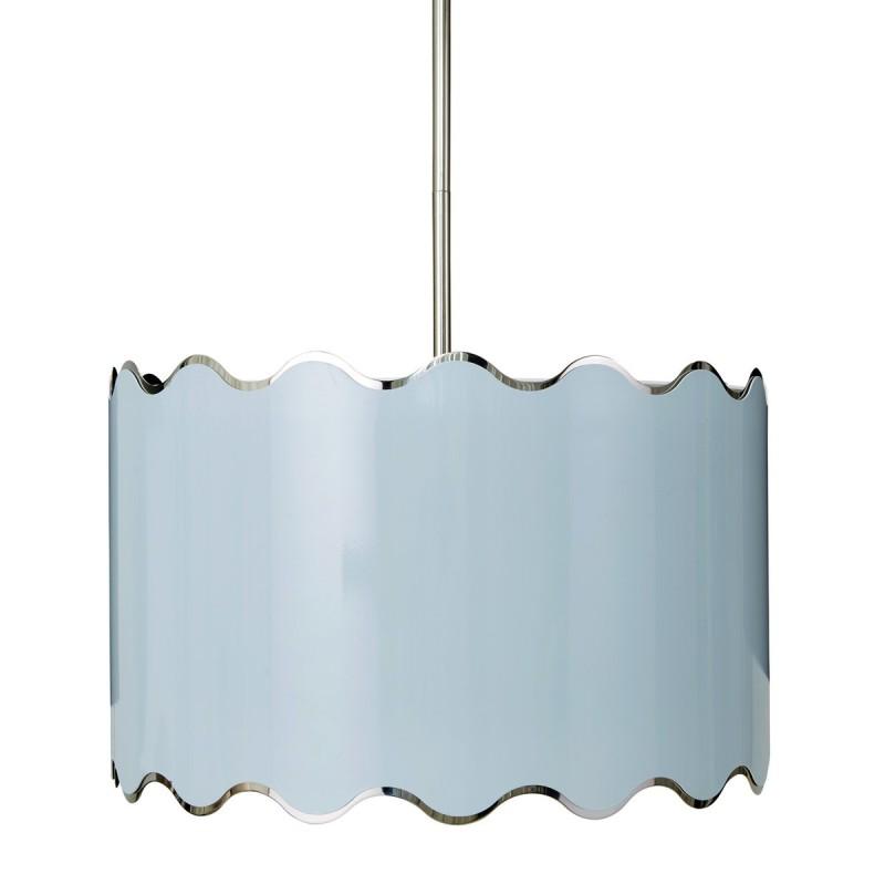 Подвесной светильник из коллекции Ripple, Jonathan Adler (Америка)