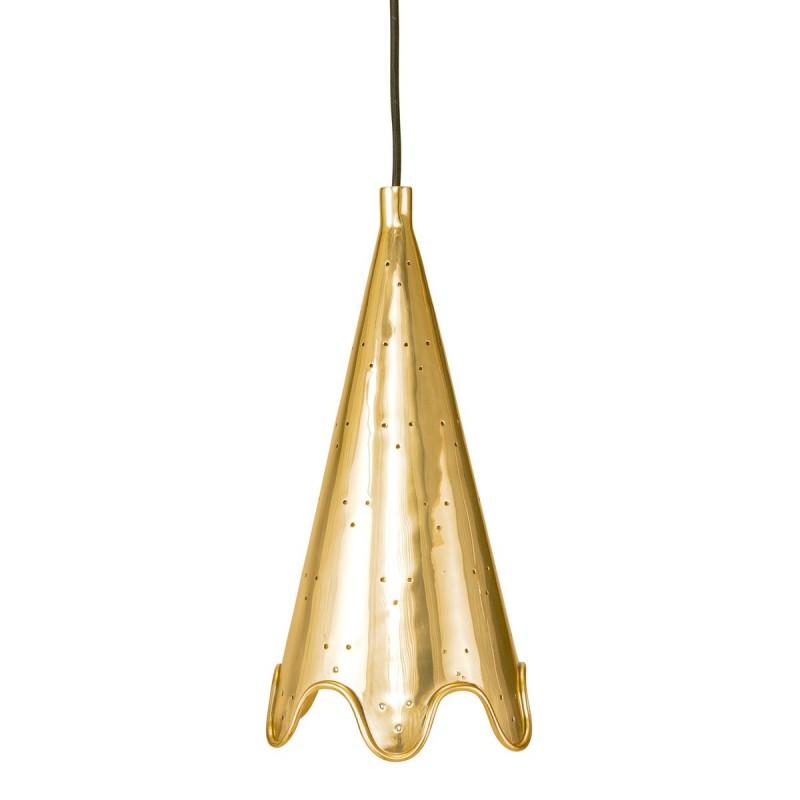 Подвесной светильник Brass Ripple, Jonathan Adler (Америка)