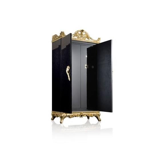 Шкаф с сейфом для хранения драгоценностей, Agresti (Италия)