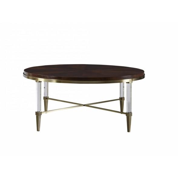 Стол журнальный из коллекции Martel, Universal Furniture (Америка)