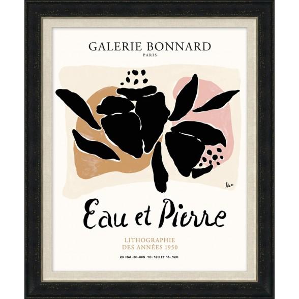 Картина в раме Eau et Pierre Poster, Kate Spade (Америка)