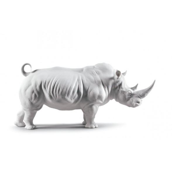 Статуэтка Белый носорог Lladro (Испания)