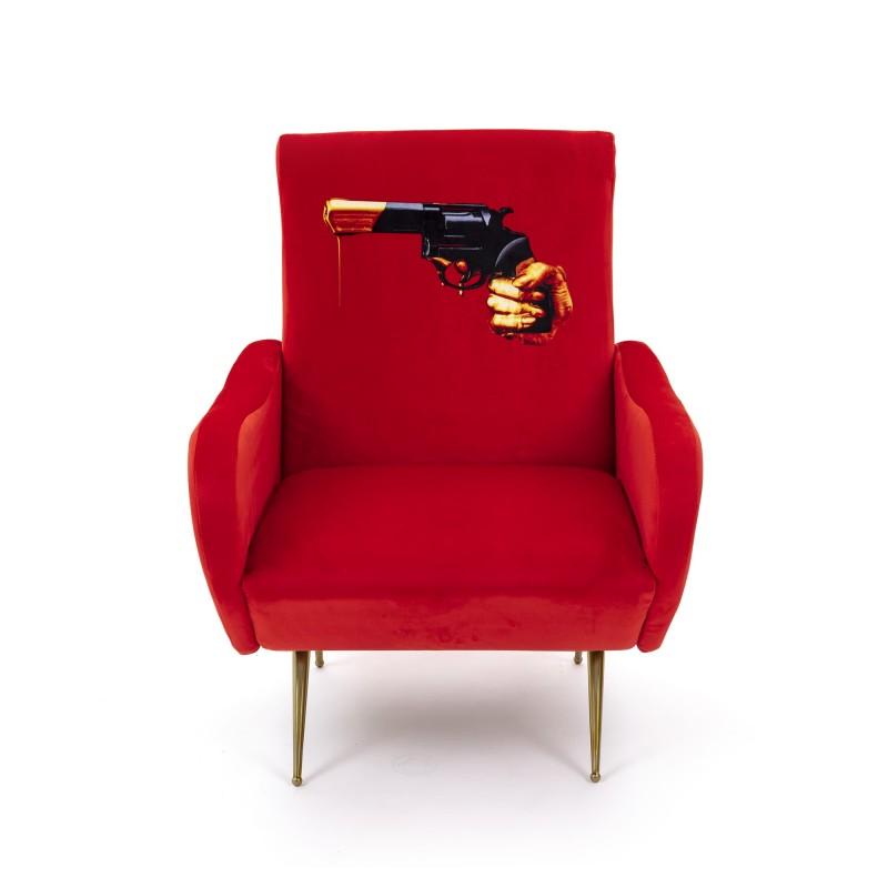 Кресло Revolver, Seletti (Италия)
