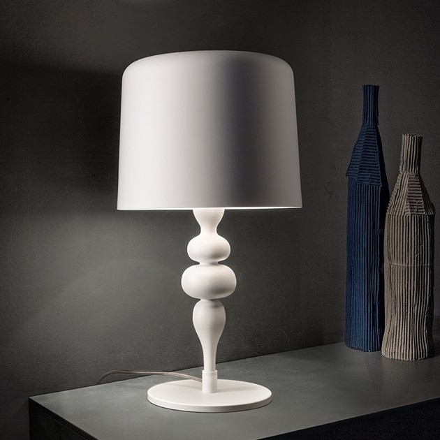Настольная лампа из коллекции Eva, Masiero (Италия)