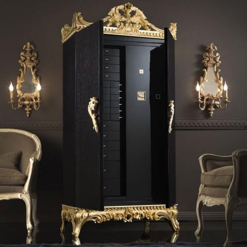 Шкафы с сейфами