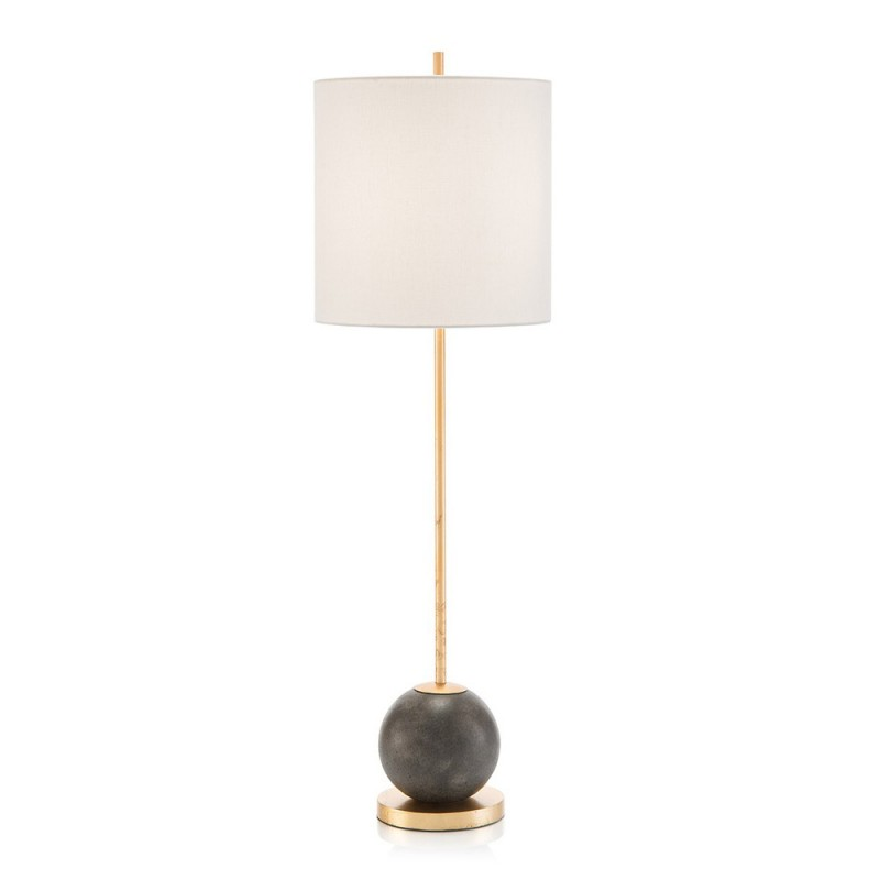 Настольная лампа Concrete Sphere, John Richard (Америка)