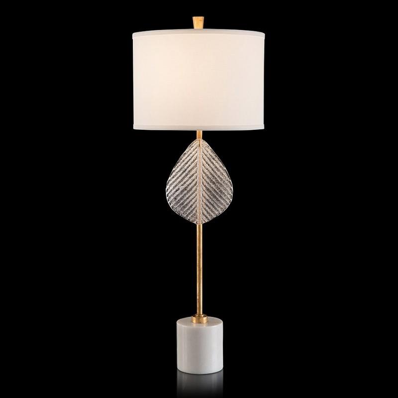 Настольная лампа Glass Petal, John Richard (Америка)