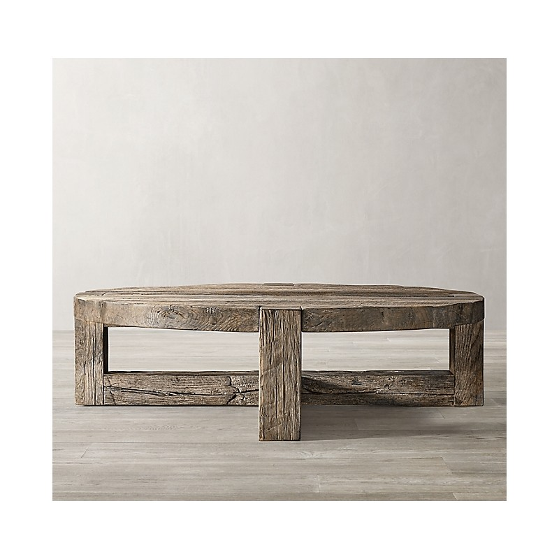 Журнальный стол Reclaimed, Restoration Hardware (Америка)