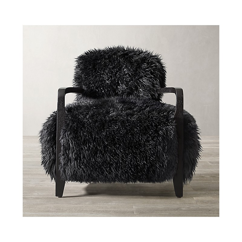 Кресло Yeti Sheepskin, Restoration Hardware (Америка)