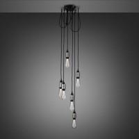 Подвесной светильник Hooked 6.0 nude Steel, Buster + Punch (Англия)
